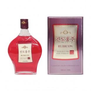 한샘홍주 3호 루비콘홍주(진도군수인증제품) 500mL(40%)