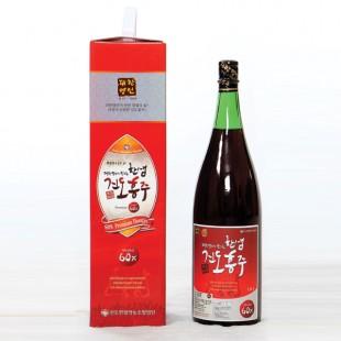 한샘홍주(60%) 1호 1800ml(60%)